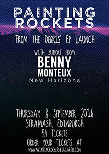 Painting Rockets E.P Launch