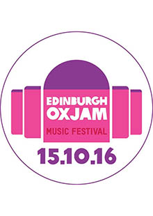 Oxjam Edinburgh Takeover