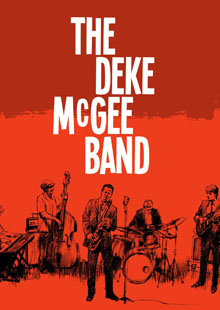 The Deke McGee Band