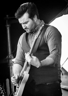 Tweed Ceilidh Band, DENNIS