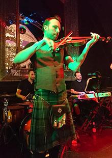 The Mo-Hawks, Brave Ceilidh Band
