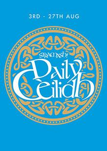 Stramash Daily Ceilidh - Free Range Ceilidh Band