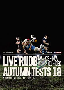 Autumn International Tests